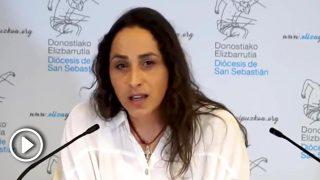La enfermera María Martínez. @YouTube