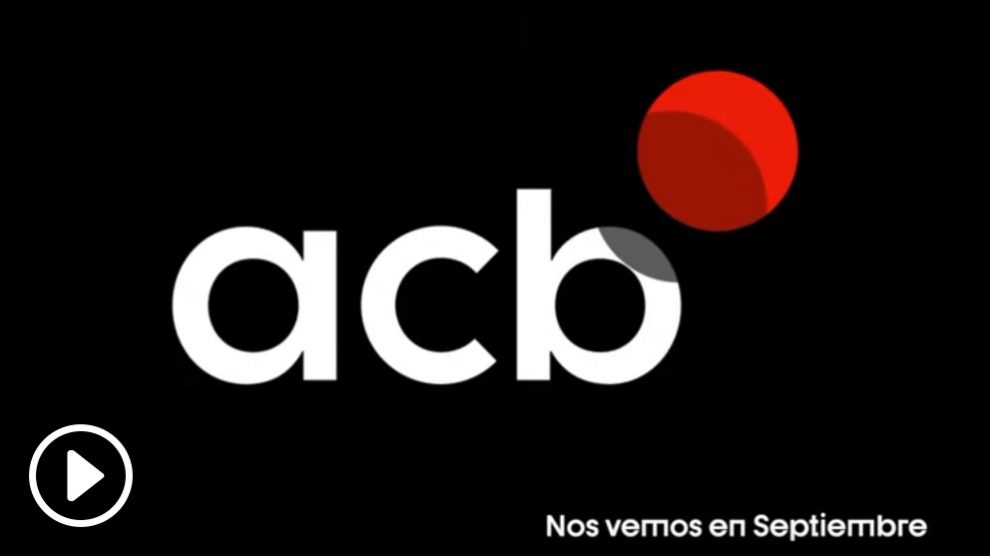 La Liga ACB ha apostado por innovar con su nuevo logo.