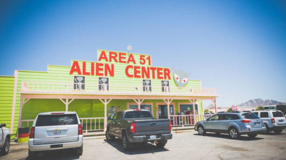 Área 51: así aparece en Google Maps
