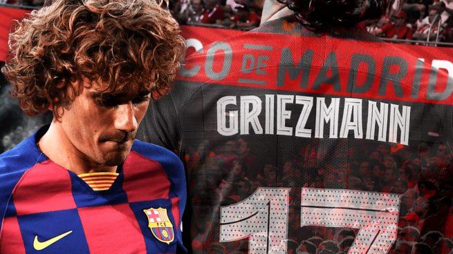 El Atlético va en serio a por los 80 millones de Griezmann