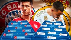 El Real Madrid debutará en la International Champions Cup con el Bayern de Múnich.