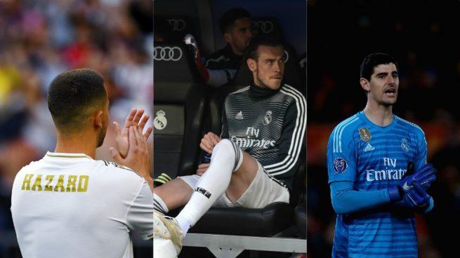 Incógnitas Real Madrid