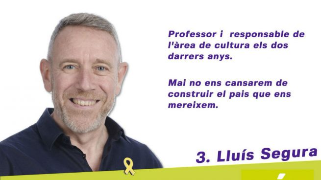 El director de Política Lingüística de la socialista Armengol es un xenófobo separatista de ERC