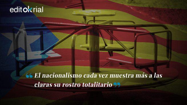 Una Stasi lingüística en los recreos de Cataluña