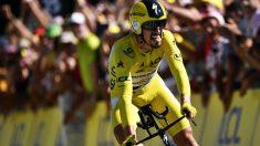 Alaphilippe sigue con su sueño de ganar el Tour. (AFP)