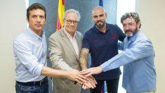 Víctor Valdés, nuevo entrenador del juvenil A del Barcelona. (fcbarcelona.cat)