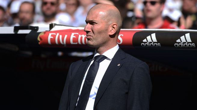 Primer examen de Zidane