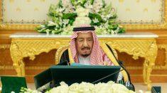 El Rey Salman de Arabia Saudí. Foto: Europa Press