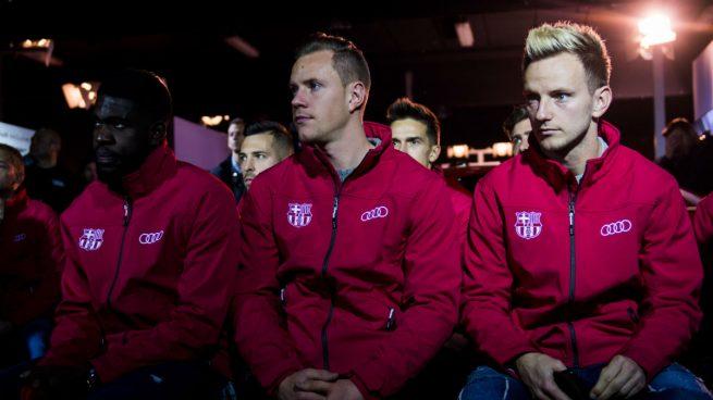 Audi obliga a los futbolistas del Barcelona a devolver sus coches
