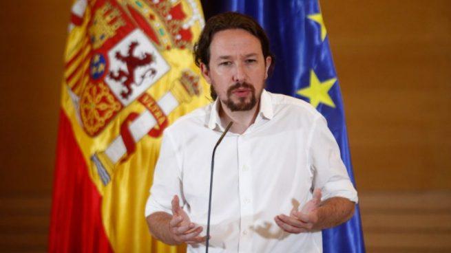 Pablo Iglesias, líder de Podemos. @Getty