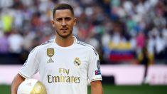 Eden Hazard se estrenará ante el Bayern (AFP).