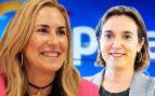 Ana Beltrán y Cuca Gamarra, dirigentes del PP.