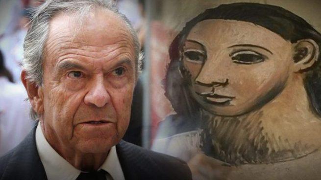 Jaime Botín, condenado a 18 meses de cárcel y multa de 52 millones por el contrabando del Picasso