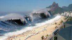 Los terremotos y tsunamis causan miles de muertos