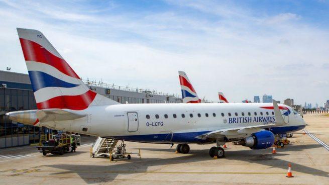 British Airways suspende durante una semana sus vuelos a El Cairo por razones de «seguridad»