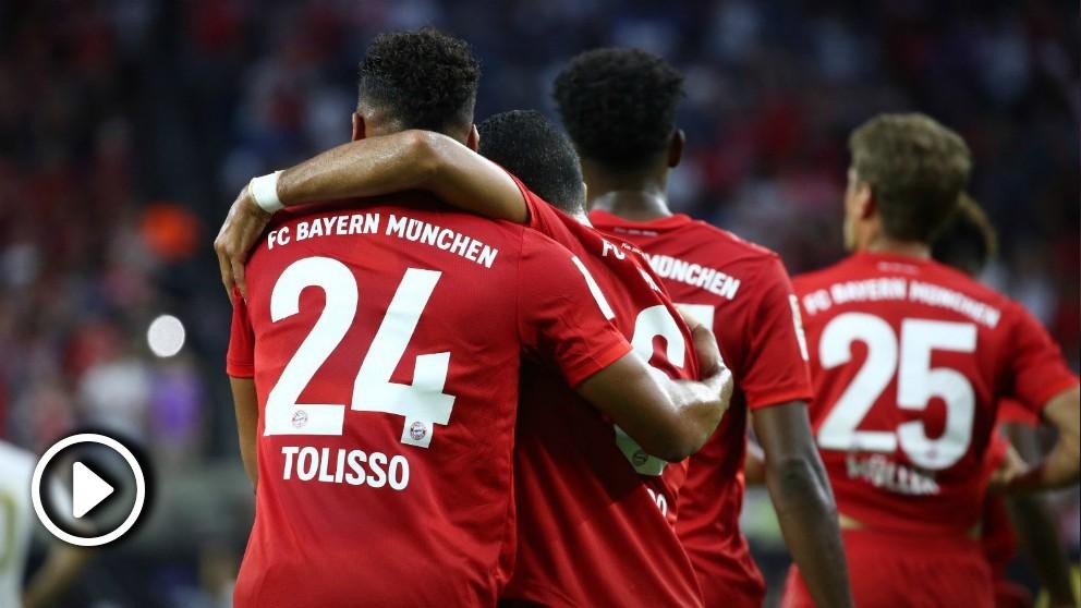 Bayern – Real Madrid: resumen del partido de la International Champions Cup 2019 (3-1)
