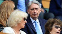 El ministro de Finanzas de Reino Unido, Philip Hammond. (Ep)
