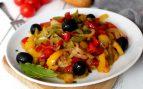 Receta de ensalada de verduras