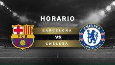 Rakuten Cup 2019:  Barcelona – Chelsea  Horario del partido de fútbol de la Rakuten Cup 2019.