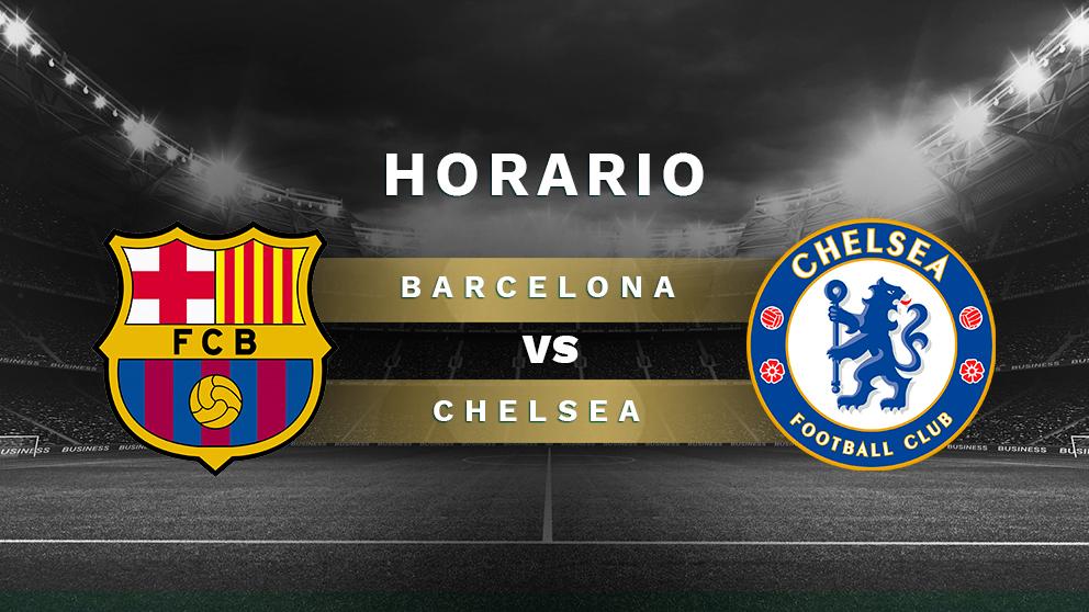 Barcelona - Chelsea: hora y dónde ver el partido de la ...