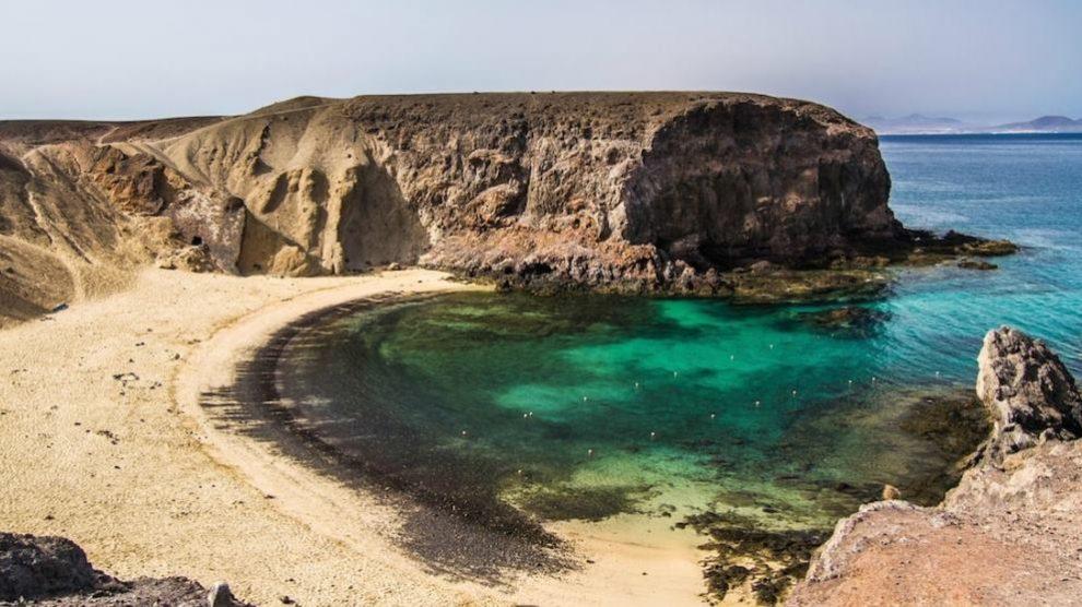 En las Islas Canarias hay playas paradisiacas espectaculares
