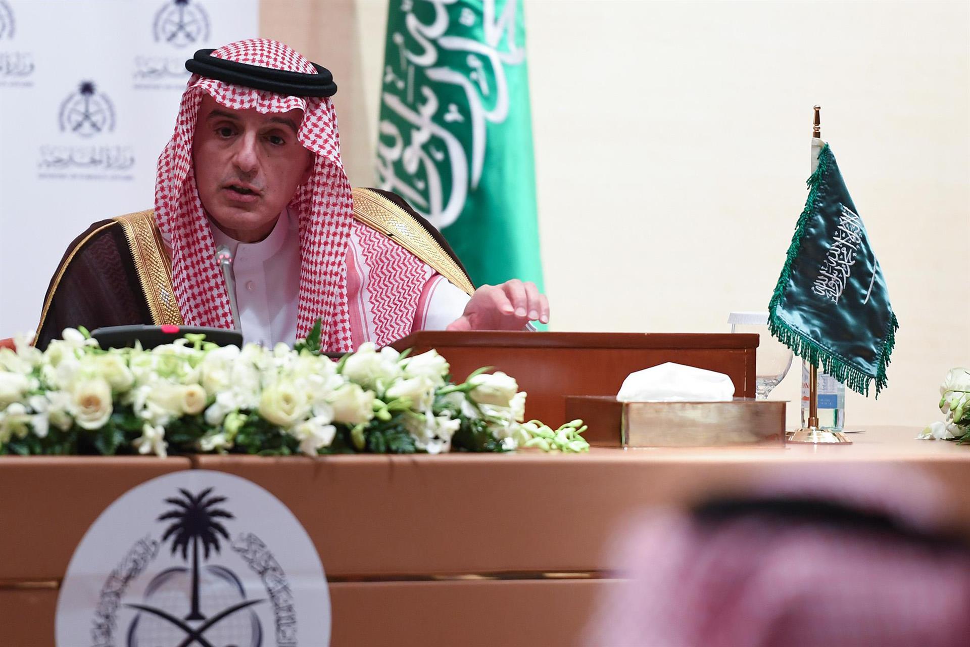 Ministro de Asuntos Exteriores de Arabia Saudí @EP