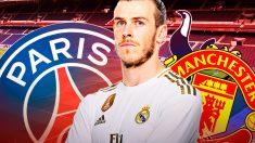 ¿Dónde acabará jugando Gareth Bale?