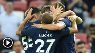 Resumen Juventus Tottenham
