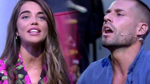 Violeta y Albert en 'MYHYV'