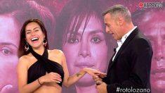 Carlos Lozano pide matrimonio a Miriam Saavedra