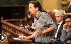 Iglesias reprocha a Sánchez que pida la abstención a PP y C's y le exige carteras en el Gobierno