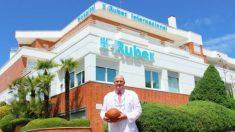 Alfonso del Corral, jefe de Medicina y Traumatología del Deporte del Hospital Ruber Internacional. (Foto: Quirónsalud)
