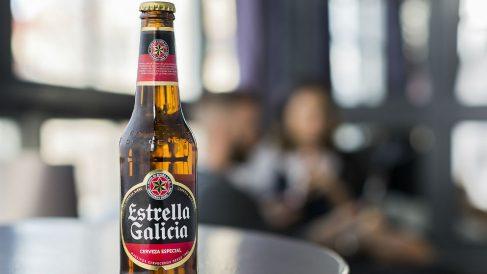 La cerveza Estrella Galicia (Foto: Hijos de Rivera)