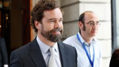 Iván Espinosa de los Monteros, dirigente de VOX @EP