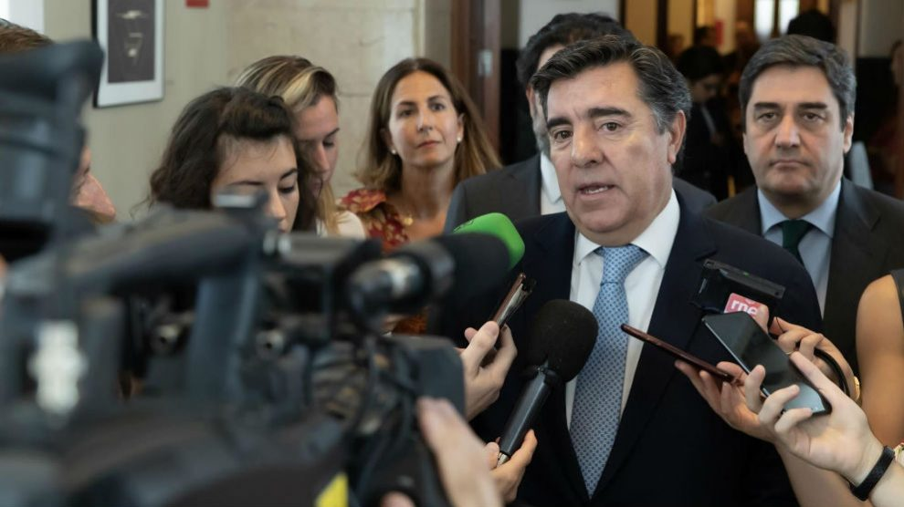 Jose Antonio Bermúdez de Castro. Foto: Europa Press