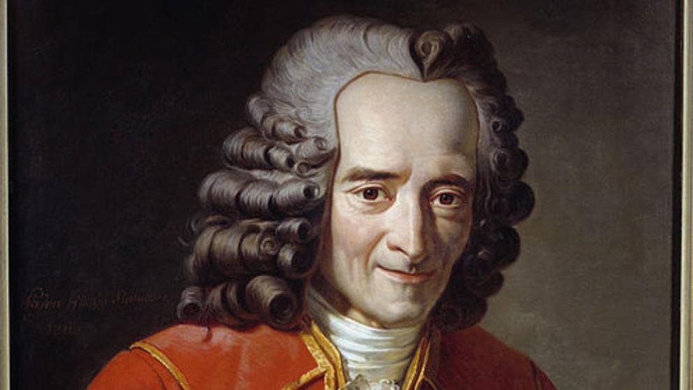 Lee las grandes frases de Voltaire