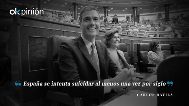 Desgraciada España
