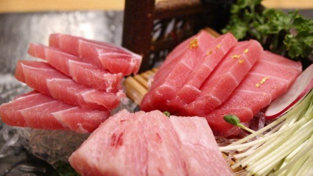 Receta de tartar de atún y aguacate