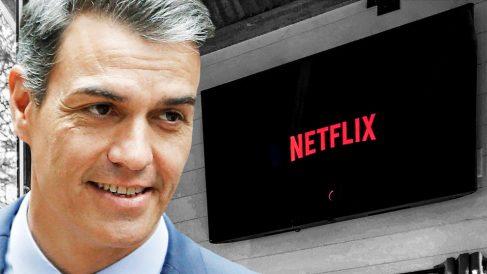 Sánchez y Netflix