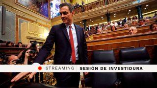 Investidura Pedro Sánchez