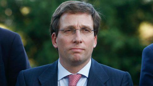 José Luis Martínez-Almeida. (Foto: Europa Press)