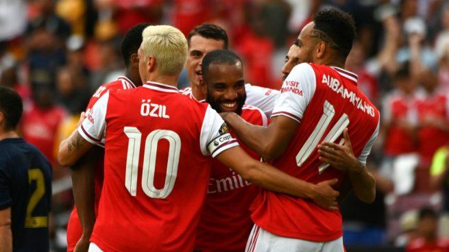 Real Madrid vs Arsenal: Resultado, resumen y goles (2-2) | International Champions Cup 2019