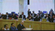 Juicio de Bankia en la Audiencia Nacional.