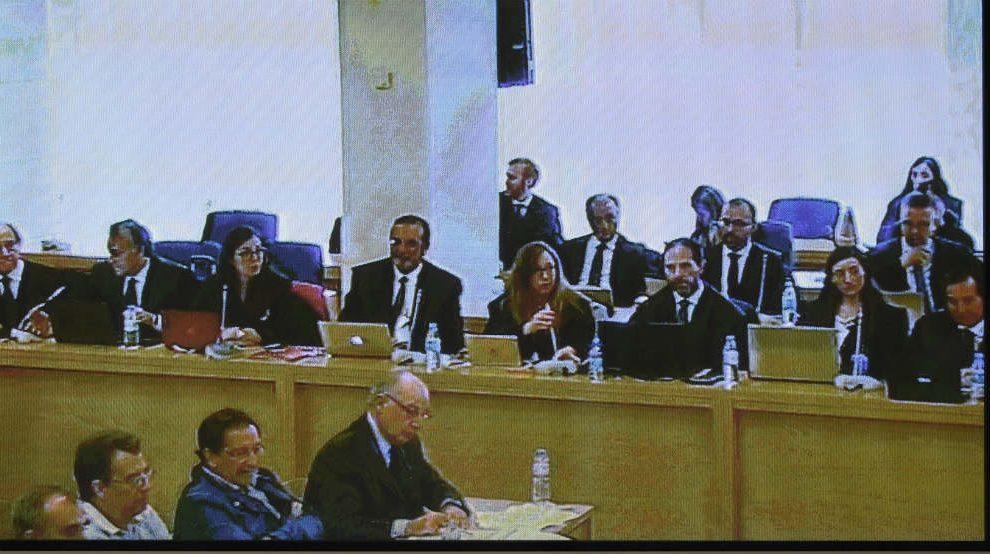 Juicio de Bankia en la Audiencia Nacional