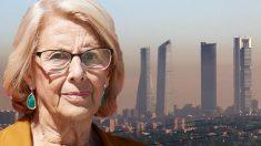 Manuela Carmena y contaminación en Madrid.
