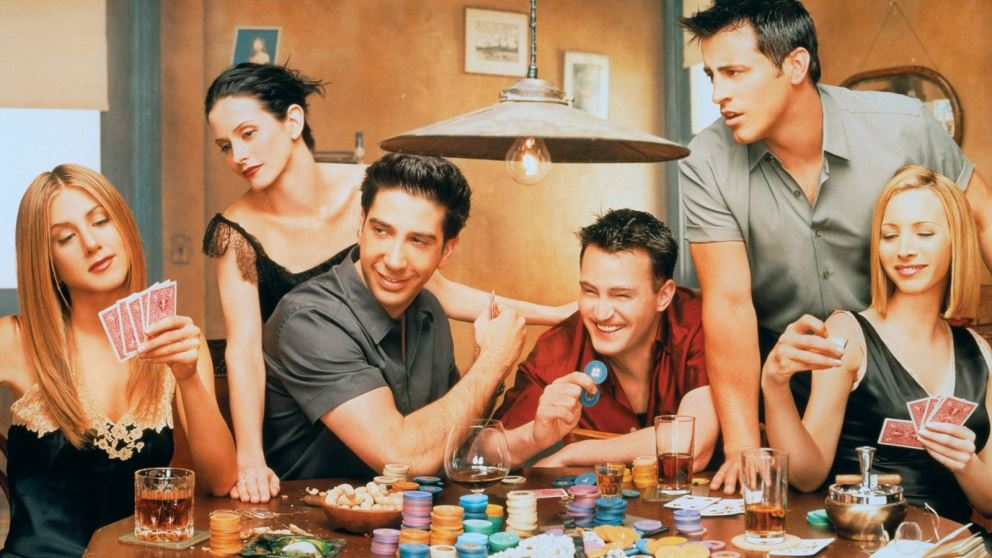 «Friends» tuvo un final que no fue el que estaba inicialmente escrito