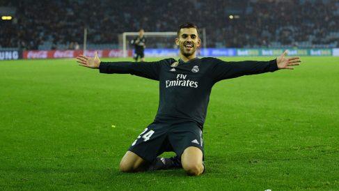 Dani Ceballos se marchar del Real Madrid. (Getty)