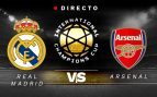 real madrid arsenal