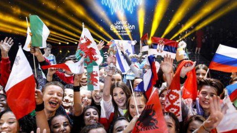 'Eurovisión Junior' vuelve a RTVE