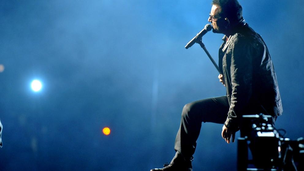 U2 lidera la clasificación de giras con mayor afluencia